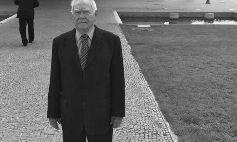 homero ag 780x470 - Ex-prefeito André Gadelha lamenta morte de Homero Pires, pai do Deputado Estadual Lindolfo Pires.