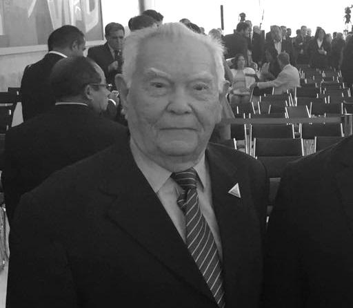 homero pires 1 - Deputado Efraim Filho lamenta falecimento de Homero Pires, pai do Deputado Estadual Lindolfo Pires.