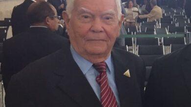 homero pires 390x220 - LUTO EM SOUSA: Aos 83 anos, pai do deputado Lindolfo Pires, Empresário Homero Pires, morre de complicações da Covid-19