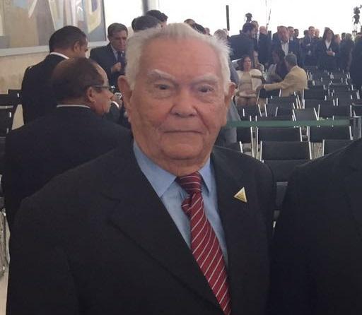 homero pires - LUTO EM SOUSA: Aos 83 anos, pai do deputado Lindolfo Pires, Empresário Homero Pires, morre de complicações da Covid-19