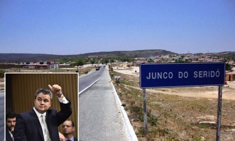 junco 780x470 - MAIS INVESTIMENTOS: Município de Junco do Seridó é contemplado com emenda de 150 mil reais do deputado Efraim Filho