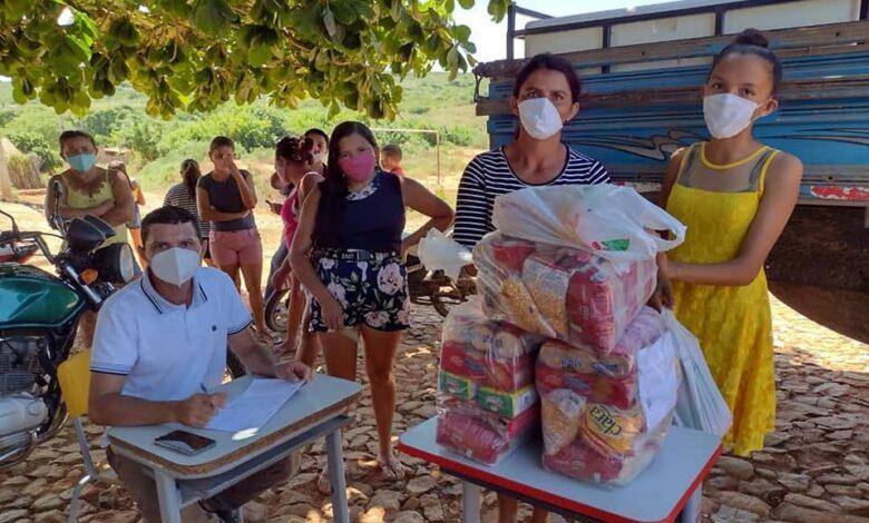 merenda1 780x470 - NO RN: Prefeitura de Venha-Ver entrega mais de 800 kits de merenda para alunos da Rede Municipal