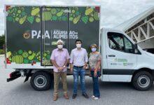 paulo nova 220x150 - Paulo Braz cumpre agenda com Wilson Filho e recebe equipamentos para a agricultura familiar de Poço de José de Moura