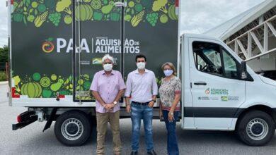 paulo nova 390x220 - Paulo Braz cumpre agenda com Wilson Filho e recebe equipamentos para a agricultura familiar de Poço de José de Moura