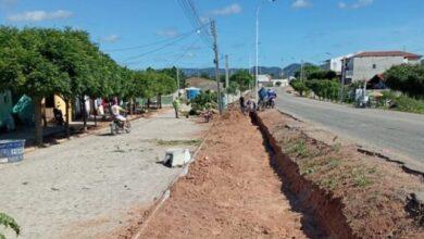 praca triunfo 390x220 - Urbanismo: Prefeitura de Triunfo anuncia construção de praça no bairro Francisco Liberato