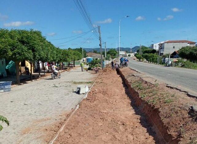 praca triunfo 641x470 - Urbanismo: Prefeitura de Triunfo anuncia construção de praça no bairro Francisco Liberato