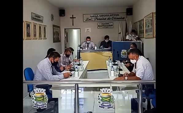 sessao1706 - Câmara Municipal de São Francisco aprova LDO 2022 e entra em recesso parlamentar nesta sexta-feira (18)