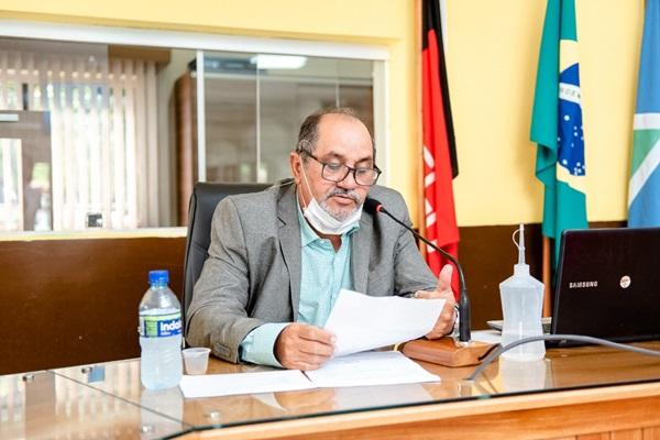 soares1 - BONITO DE SANTA FÉ: Câmara Municipal antecipa pagamento de servidores do legislativo