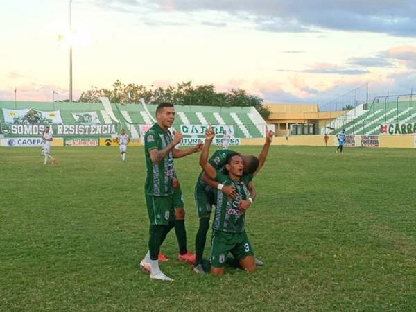 sousa ec - Sousa vence São Paulo Crystal e chega à final do Paraibano e carimba vaga na Copa do Brasil 2022