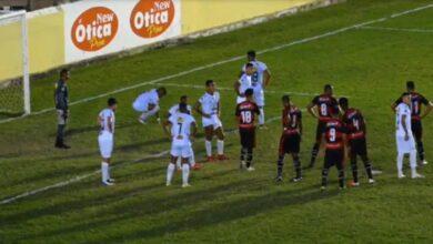 sousaxatleticoce 390x220 - Sousa estreia com vitória na Série D do Campeonato Brasileiro