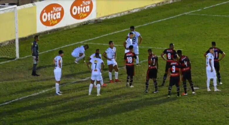 sousaxatleticoce 780x426 - Sousa estreia com vitória na Série D do Campeonato Brasileiro