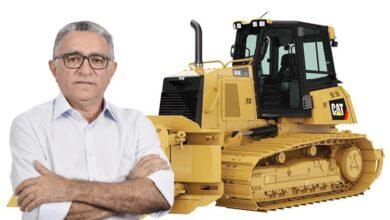 trator 390x220 - TUDO ISSO? : Prefeitura de Poço Dantas gastou mais de R$ 15 mil reais na manutenção de um trator; VEJA.