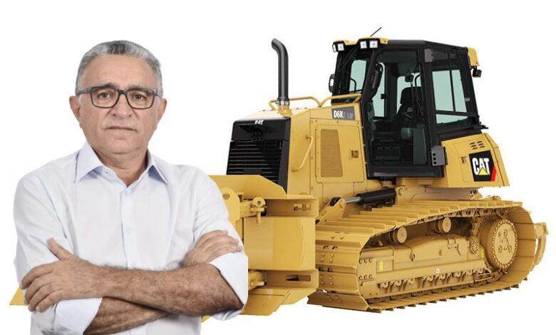 trator 780x470 - TUDO ISSO? : Prefeitura de Poço Dantas gastou mais de R$ 15 mil reais na manutenção de um trator; VEJA.