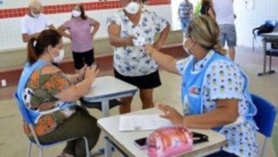 vacinajunhofinal 390x220 - João Pessoa segue com aplicação da segunda dose dos imunizantes Astrazeneca e Coronavac nesta quarta-feira