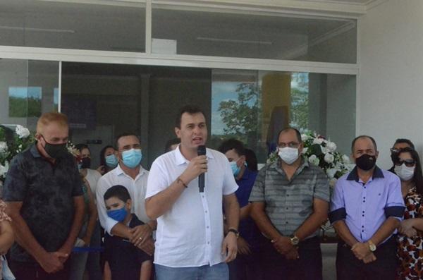 01 - Prefeitura de Triunfo tem projeto aprovado e em breve município ganhará um Centro de Especialidades Odontológicas (CEO); conquista do Prefeito Espedito Filho durante viagem a Brasília.