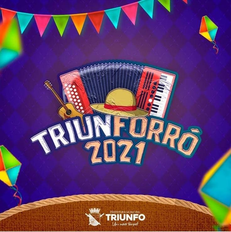 """TRIUNFO FORRO - EM TRIUNFO: Secretaria de Assistência Social promove o """"Triunforró 2021"""""""