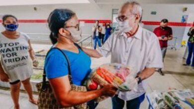 cicerofeitasjulho 390x220 - JOÃO PESSOA: Prefeito Cícero Lucena inicia entrega de 75 mil kits alimentares para estudantes da Rede Municipal de Ensino