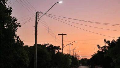 luz 390x220 - INVESTIMENTO E SEGURANÇA: Prefeitura de Pau dos Ferros entrega iluminação de LED no Perímetro Irrigado