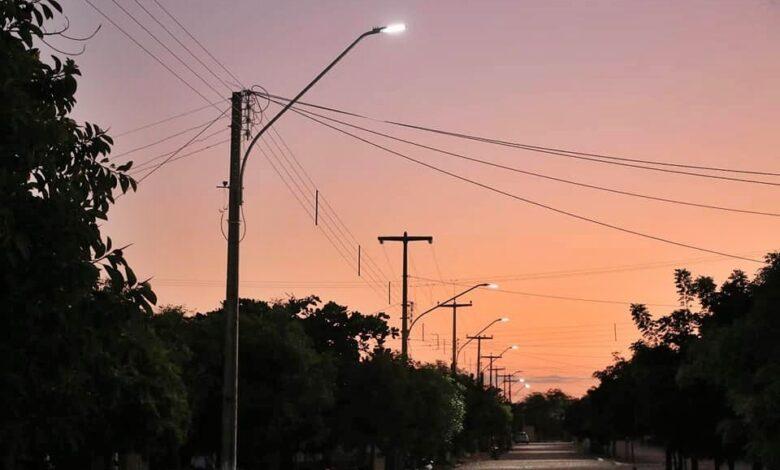 luz 780x470 - INVESTIMENTO E SEGURANÇA: Prefeitura de Pau dos Ferros entrega iluminação de LED no Perímetro Irrigado