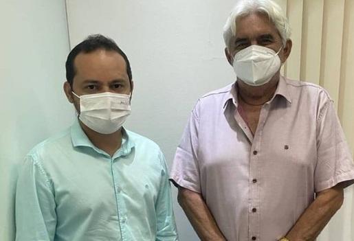 paulo jp - Poço José de Moura: Prefeitura e FUNASA firmam convênio para investimento de R$ 2 milhões em abastecimento d'água.
