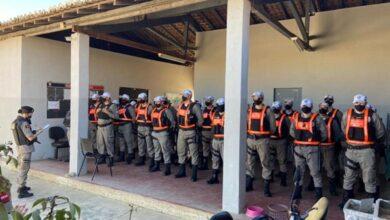 sousa pms 390x220 - EM SOUSA: 14º Batalhão de polícia recebe reforço no efetivo operacional