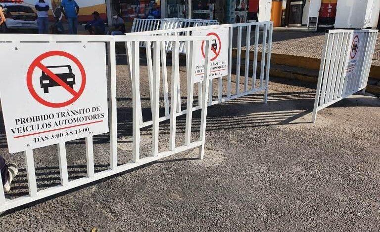 transito 768x470 - Prefeitura de Patos e STTRANS realizam ações de orientação nas principais vias públicas de acesso à Feira Livre neste sábado, 03
