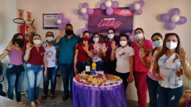 AL1 390x220 - Agosto Lilás : Secretaria de Saúde de Santa Helena promove Campanha de Prevenção do Câncer de Colo Uterino na sede e zona rural do município.