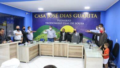 CAMARA MH 390x220 - Fornecimento gratuito de absorventes é aprovado por meio de projeto de lei do Executivo na Câmara de Monte Horebe
