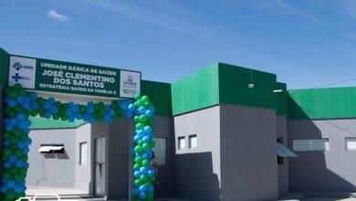PJM UBS 390x220 - Prefeitura reforça saúde na zona rural com reforma de UBS e entrega de veículo no Distrito de Torrões