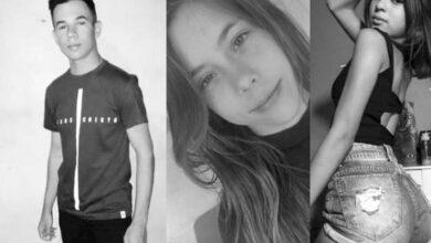 luto vieiropolis 2 390x220 - Prefeitura e Câmara de Vieirópolis emitem nota de pesar pela morte de 03 jovens vieiropolenses.