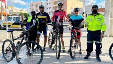 patos bike 390x220 - Passeio Ciclístico marca o encerramento da 1ª Semana Municipal do Ciclismo em Patos
