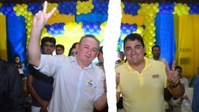rompimento 390x220 - FIM DO CASAMENTO: Ex-prefeito Zé de Pedrinho rompe com atual prefeito Lucas Braga em Marizópolis.