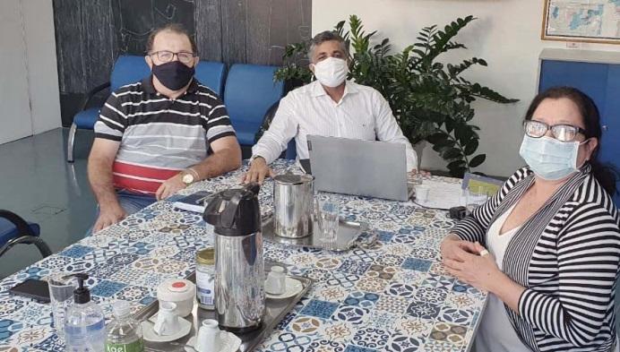 CENINHA INSS - CONQUISTA: Reunião entre INSS e prefeitura de Bonito de Santa Fé viabiliza reabertura de agência