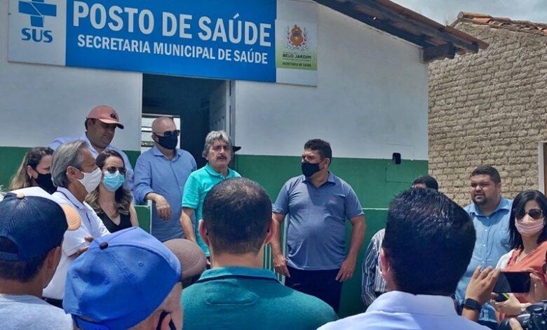 G1 780x470 - Nos 93 anos de Belo Jardim, prefeito Gilvandro Estrela inaugura duas unidades de saúde no aniversário da cidade