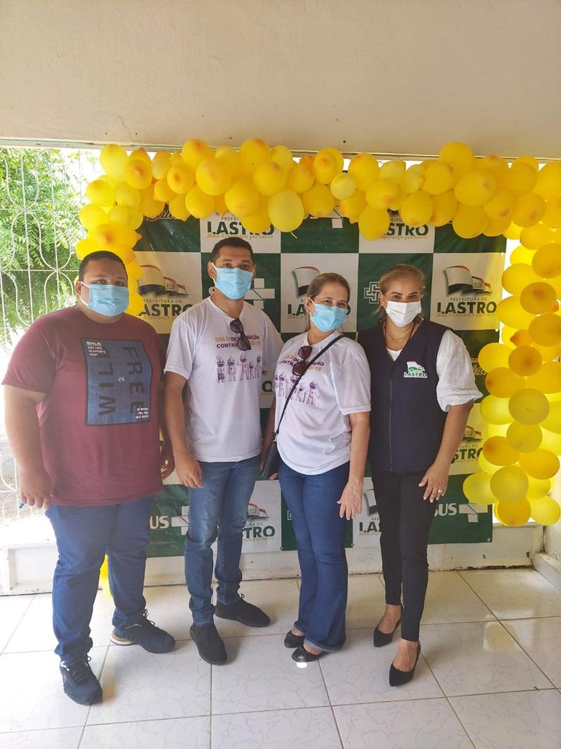 """LASTROD1 - Prefeitura de Lastro realiza com sucesso """"Dia D"""" de vacinação 18+ contra a Covid-19"""