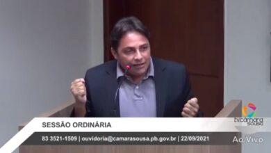 alandebastos 390x220 - Em Sousa: Vereadores repudiam atitudes do presidente do PP contra vereador Alan de Bastos e se solidarizam com parlamentar; VEJA VÍDEO.