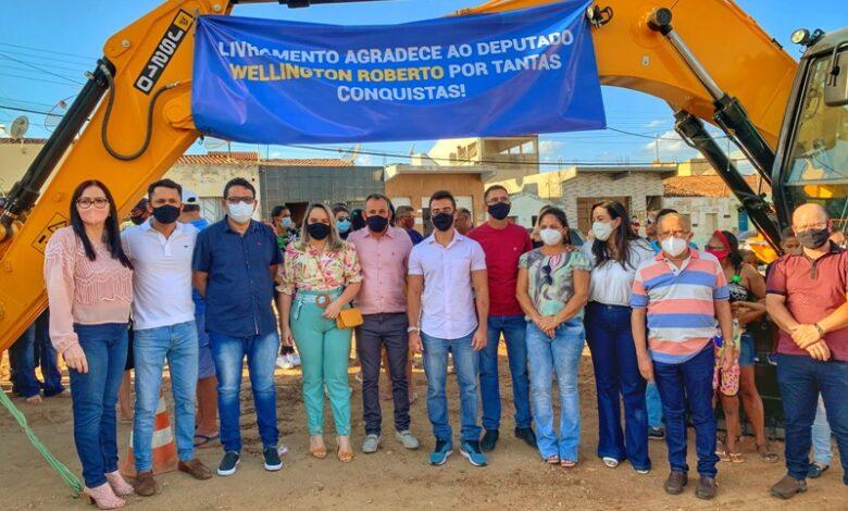 brunonova 780x470 - Em agenda no interior paraibano Bruno Roberto entrega mais de 2 milhões de reais em investimentos
