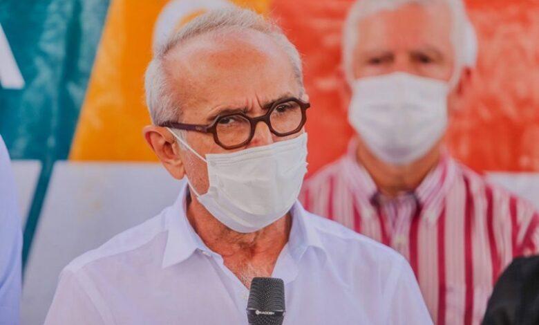 cicero 780x470 - João Pessoa: Prefeito Cícero Lucena autoriza obras e Escola Luiza Lima Lobo terá instalações recuperadas