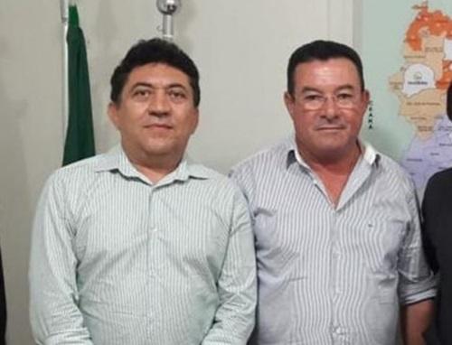 damisio - ENROLADO: Justiça Federal expede mandado de bloqueio de bens do ex-prefeito do município de Triunfo.