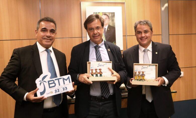 efraimfilho 780x470 - Em reunião com a ABAV PB e ministro do Turismo, Efraim diz que o setor é alternativa para retomada do emprego e renda