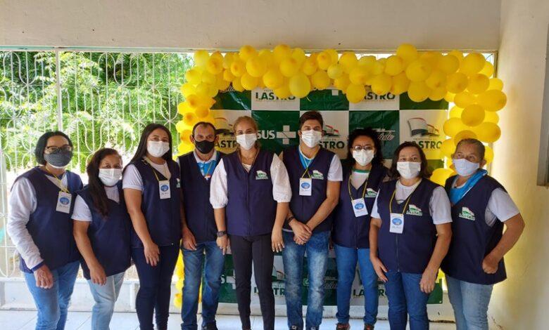 """lastro dia d 780x470 - Prefeitura de Lastro realiza com sucesso """"Dia D"""" de vacinação 18+ contra a Covid-19"""