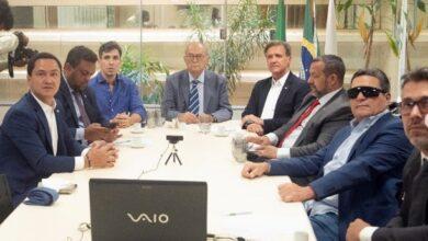 marcondes 390x220 - Marcondes Gadelha reúne bancada do PSC para debater as reformas em tramitação no Congresso Nacional