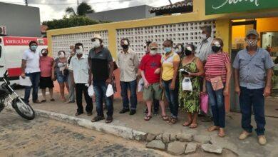 pjm2 390x220 - OPERA PARAÍBA: Secretaria de saúde em parceria com Governo do Estado realiza cirurgias de catarata e exames laboratoriais em pacientes do município de Poço José de Moura.