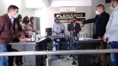 posse 390x220 - NO RN: Vereadores da oposição tentam prejudicar importante projeto que irá beneficiar a população de Venha-Ver.