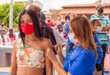 vacina sao jose 220x150 - Dia D de Vacinação em São José da Lagoa Tapada contra covid-19 foi realizada com sucesso.