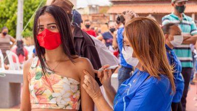 vacina sao jose 390x220 - Dia D de Vacinação em São José da Lagoa Tapada contra covid-19 foi realizada com sucesso.