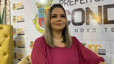 KARLA 390x220 - Justiça Eleitoral da PB cassa mandato de Karla Pimentel e determina que Márcia assuma o comando da Prefeitura de Conde; VEJA DECISÃO.