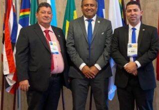 cleiton2 319x220 - NO RN: Prefeito de Venha-Ver cumpre extensa agenda administrativa em Brasília e agradece ao Ministro Rogério Marinho pelas ações no município