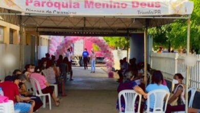 triunfo exame 390x220 - Secretaria da Saúde em parceria com o Caminhão Amigo do Peito realiza mamografias em Triunfo.