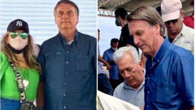 ze aldemir 1 390x220 - Caminhos opostos: José Aldemir e Dra. Paula demonstram apoio a Bolsonaro e aproximação com João Azevedo fica menos provável
